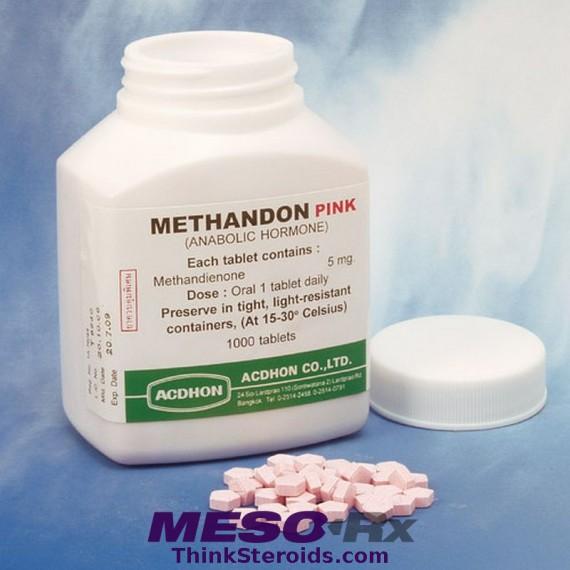 Дианабол (метандростенолон)